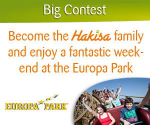 Become the Hakisa family and enjoy a weekend at Europa Park
