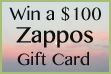 Callex Sweepstakes for $100 at Zappos.com