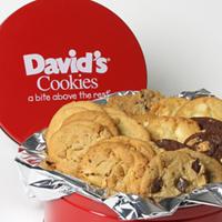David's Cookies Giveaway