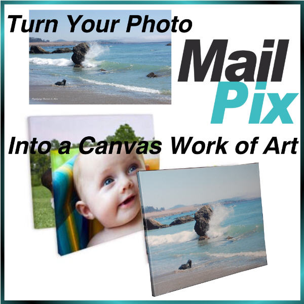 Royalegacy Reviews and More Giveaway – MailPix.com 16X20 Photo Canvas Print