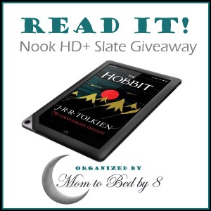 Red it! Nook HD+ Giveaway