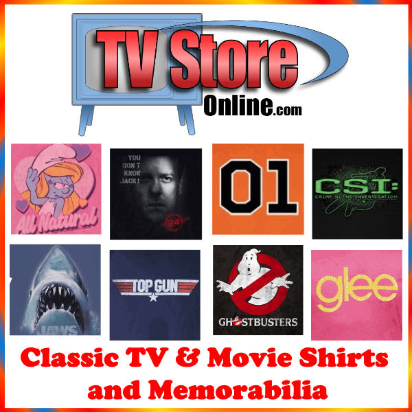 Royalegacy Reviews & More Giveaway – TV Store Online: Cool TV or Movie T-Shirt – TWO Winners!