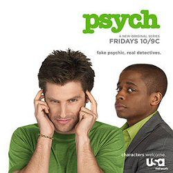Psych Prize Pack Giveaway