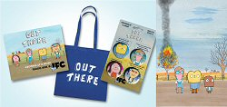 Out There Prize Pack Giveaway