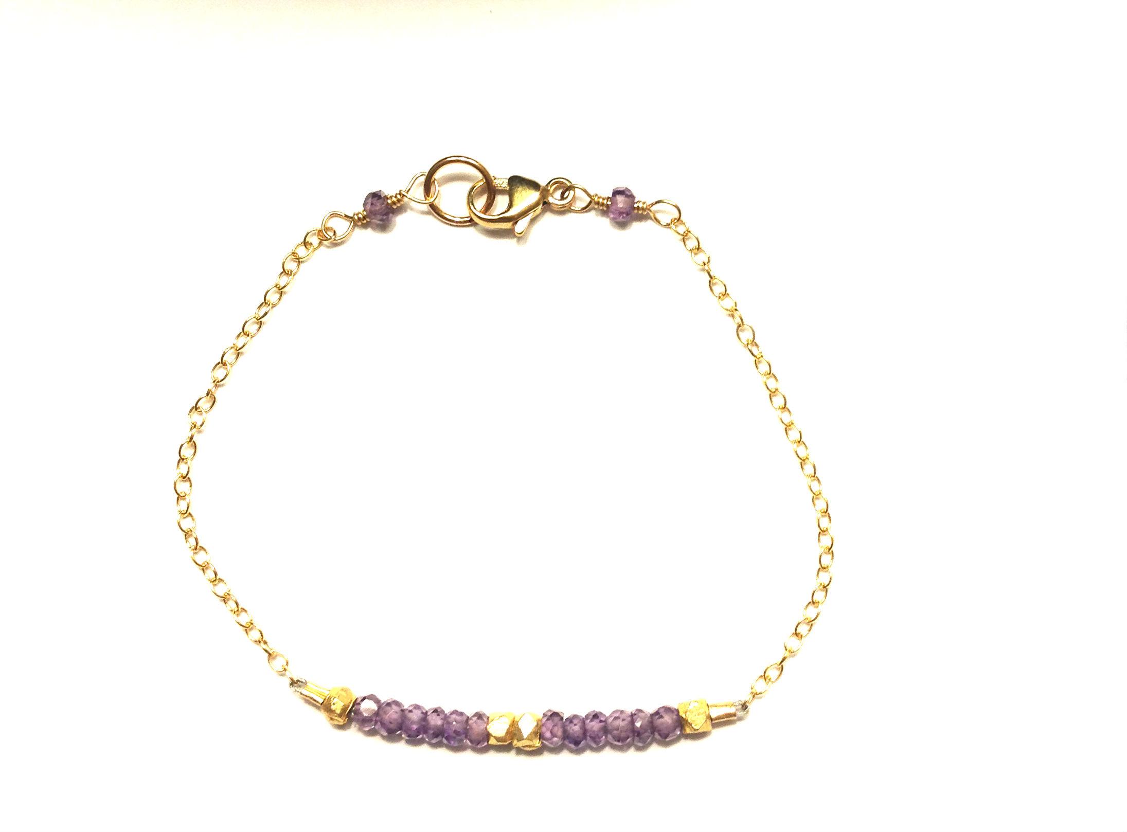 Sobella Jewelry Gold Handmade Bracelet Giveaway