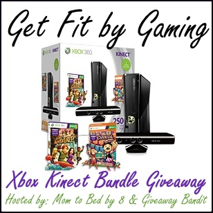 Xbox 360 S Console Giveaway – Get Fit by Gaming