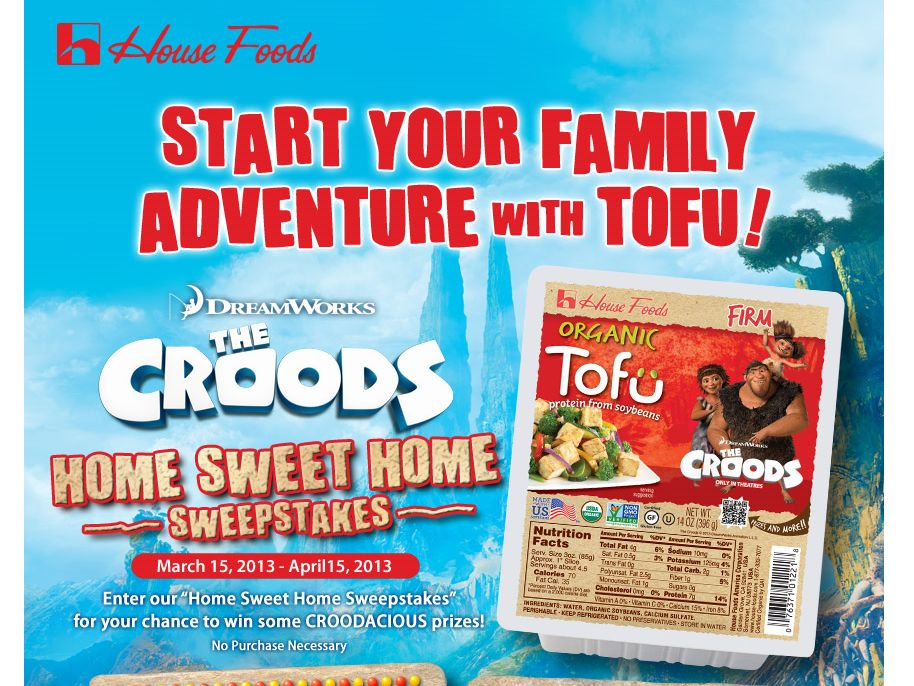 House Foods Home Sweet Home Sweepstakes