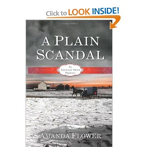 A Plain Scandal Book Giveaway