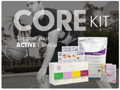 Body By Vi Core Kit Giveaway