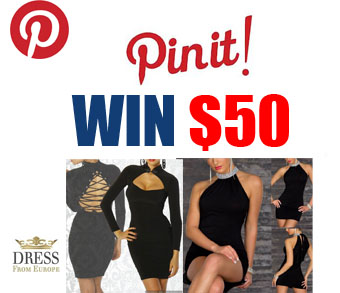 Pin to Win $50!