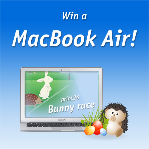 Win a MacBook Air!