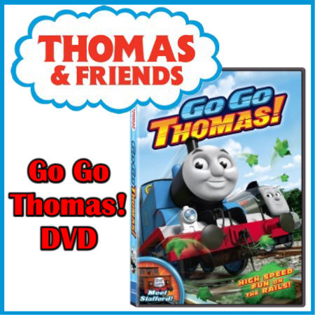 Royalegacy Reviews & More Giveaway – Go Go Thomas DVD