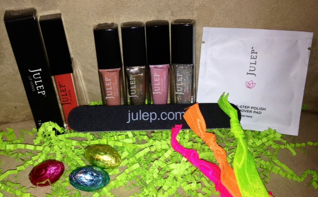 Julep Spring Mystery Box Giveaway