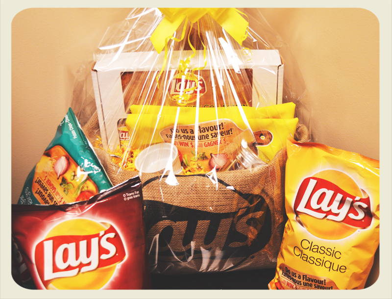 $325 Lay's Prize Package Giveaway