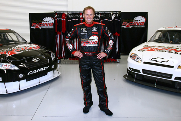 Race Home with Rusty Wallace Contest