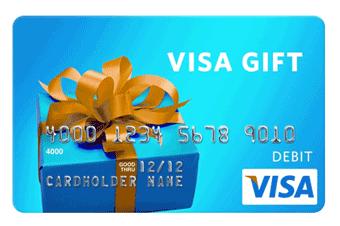 $15 VISA Card Giveaway