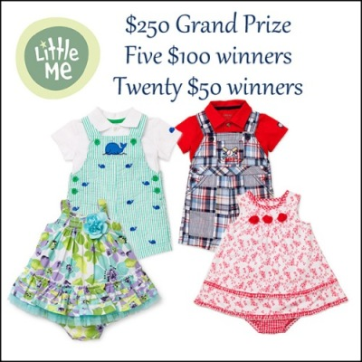 Little Me Giveaway