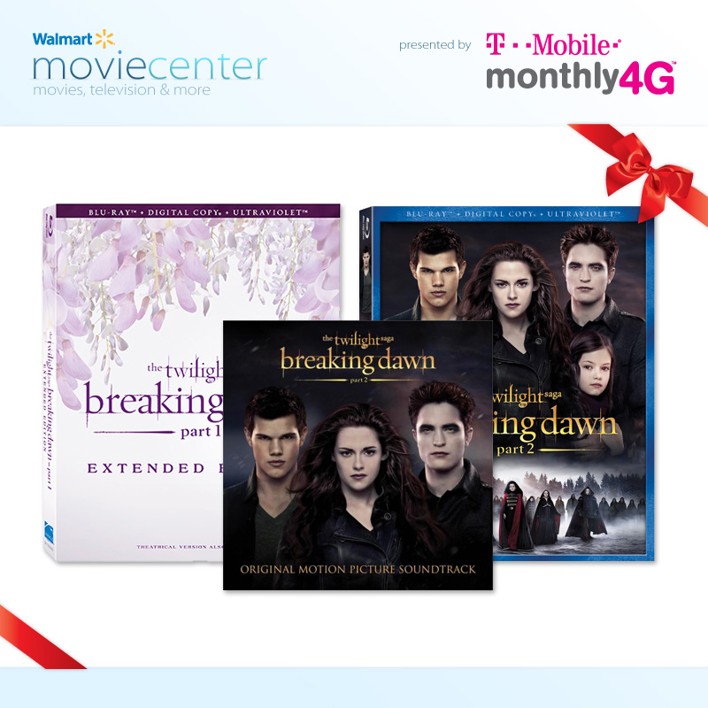 Twilight Breaking Dawn Part II Collector's Pack Sweepstakes