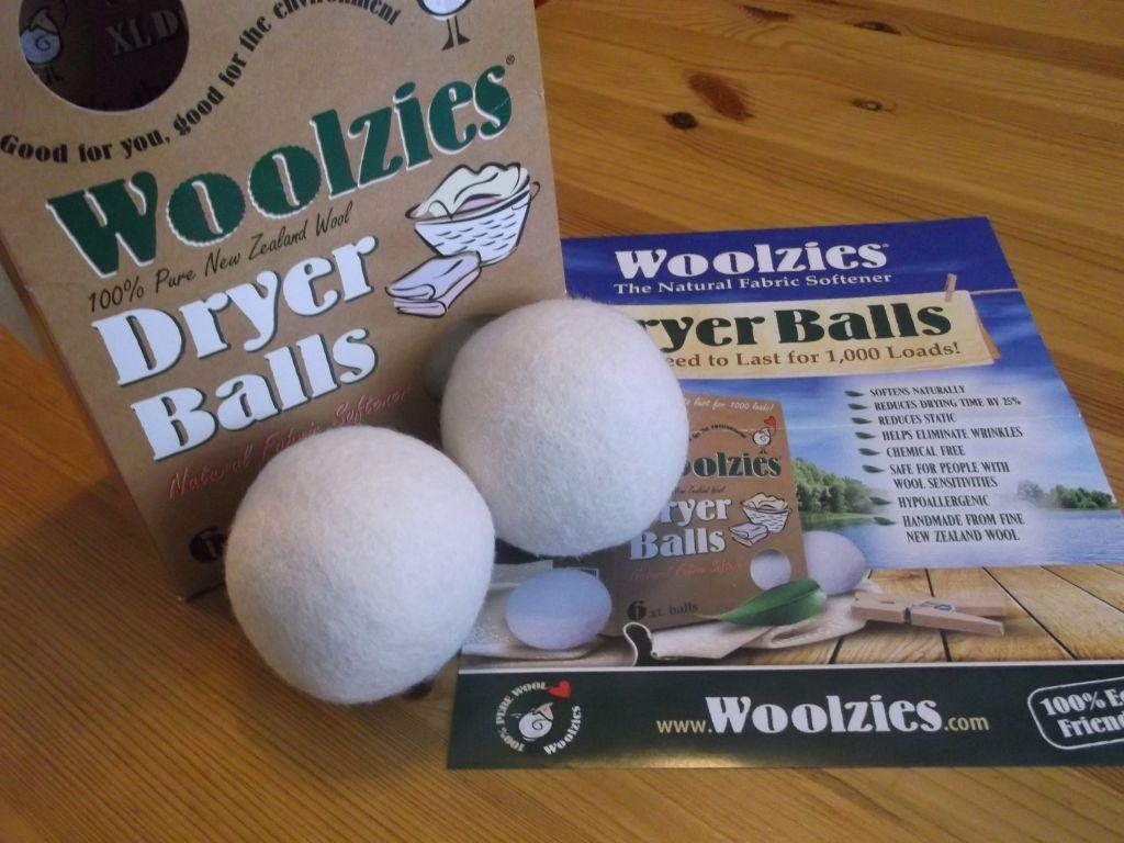 Woolzies Dryer Balls 6-pack {$35}, WW, 3/18
