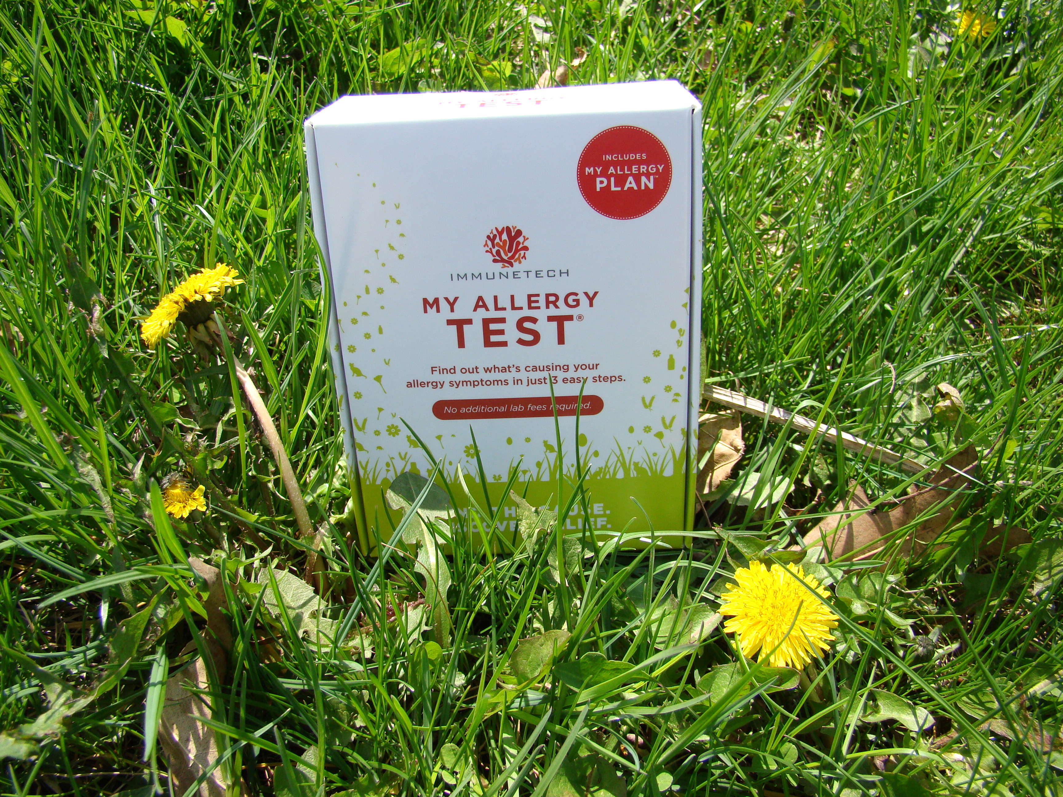 The First Home Allergy Test Kit Giveaway (MyAllergyTest)