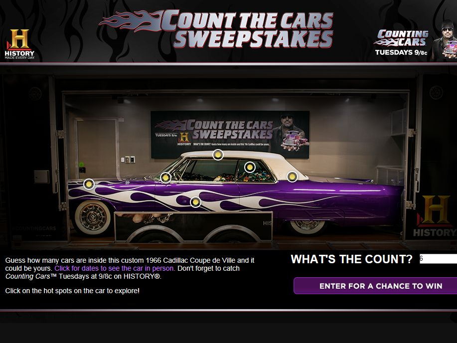 Counting counts cars sweepstakes malvernweather Image collections