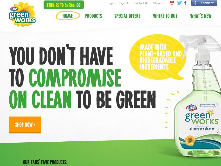You Don't Have to be Ridiculous to be Green! Sweepstakes