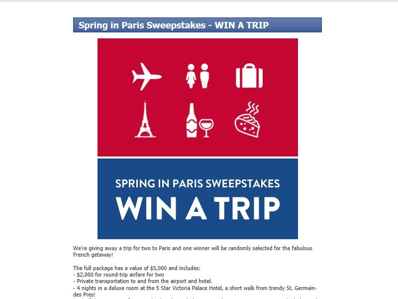 Affinage Cheese: Win a Trip for Two to Paris Contest