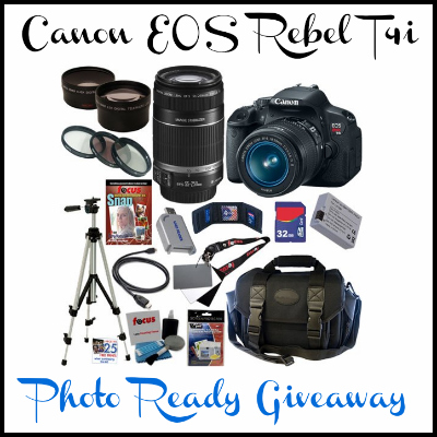 Canon EOS Prize Package