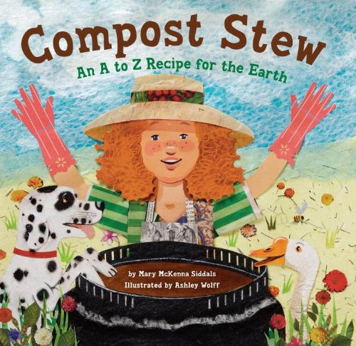 COMPOST STEW Earth Day Giveaway