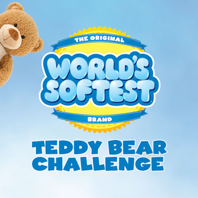 World's Softest Teddy Bear Challenge Sweepstakes