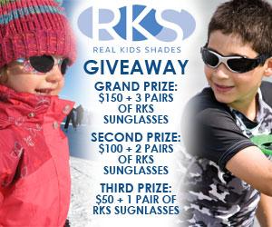 Real Kids Shades Ski & Sun Sweepstakes