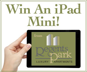 Regents Park, Chicago iPad Mini Giveaway