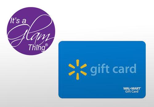 $50 Wal-Mart Gift Card