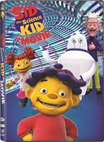 Sid the Science Kid The Movie DVD Giveaway