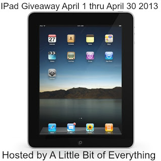 Spring iPad Giveaway