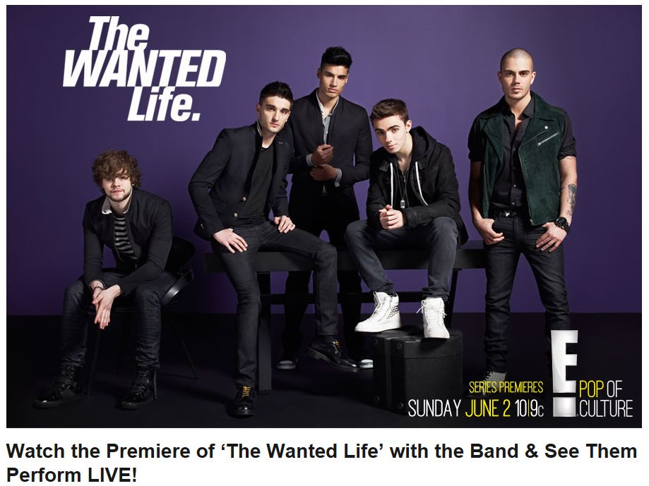 Ryan Seacrest's The Wanted Life Sweepstakes