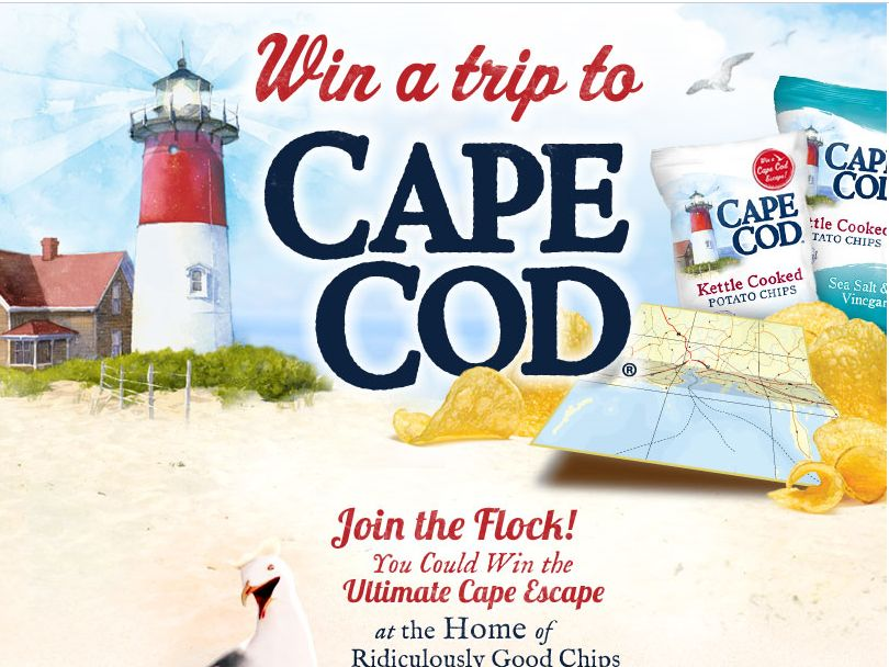 Cape Cod Escape Sweepstakes