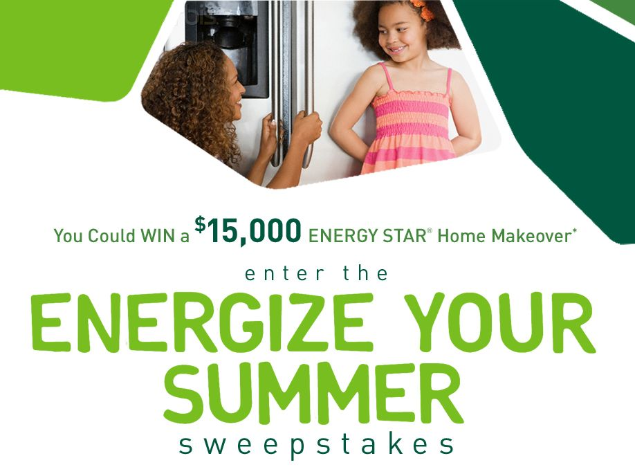 Energize Your Summer Sweepstakes