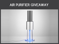 AIR PURIFIER GIVEAWAY