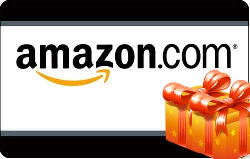 $800 in Amazon E-Gift Cards Giveaway