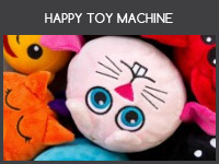 HAPPY TOY MACHINE GIVEAWAY