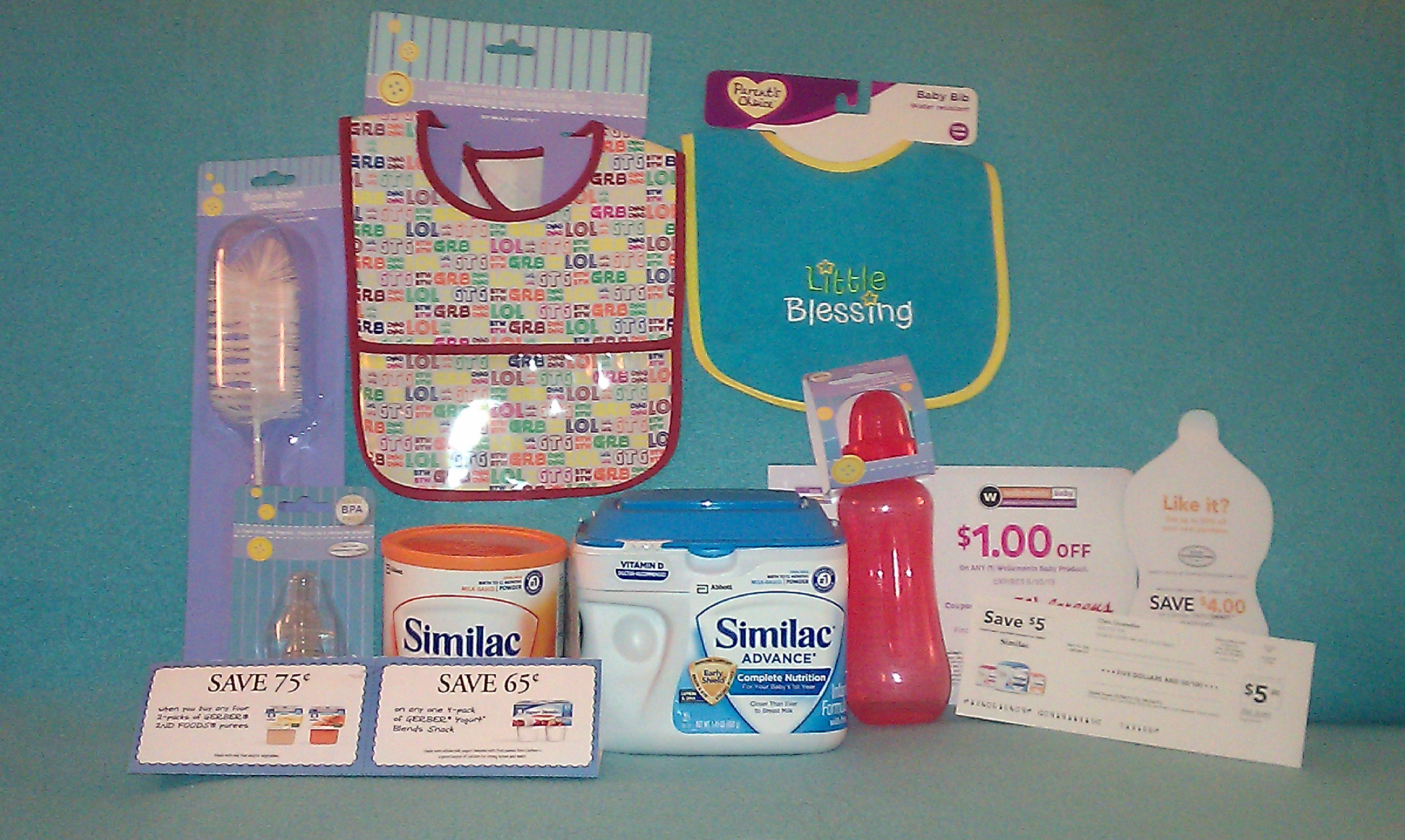 Great Giveaway For New Moms And Dads