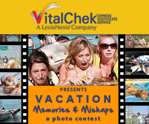 'Vacation Memories & Mishaps' Photo Contest from VitalChek