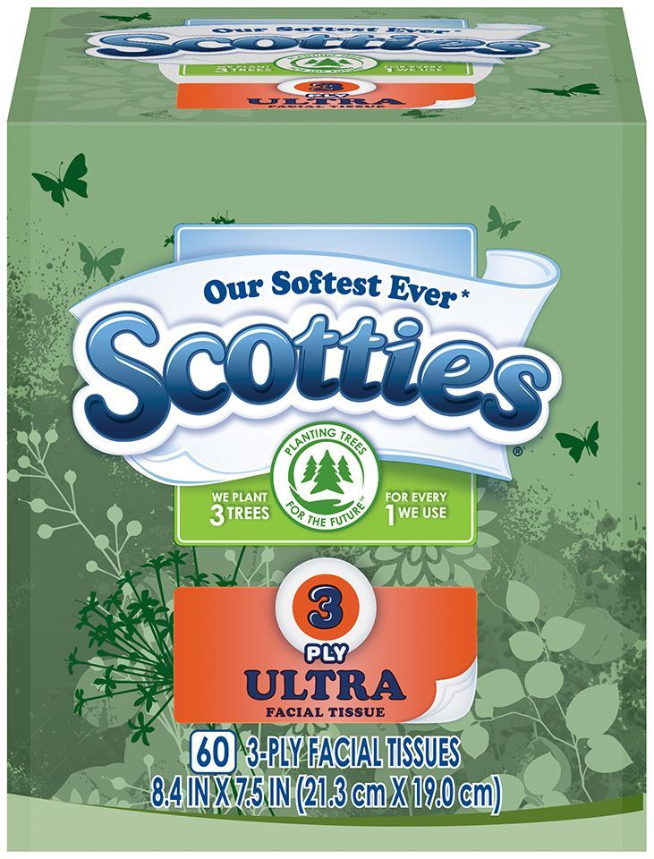 Scotties Tissues Care Package & $25 GC
