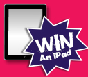 Win an iPad and Ticketmaster vouchers with Vimto on Facebook.