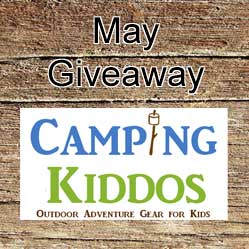 $25 Camping Kiddos gift card LOW ENTRIES (ends 5/31) US