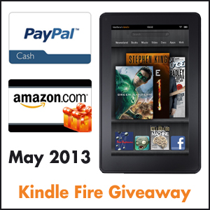Author + Blogger Giveaway
