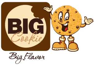 1 Big Cookie with Big Flavor 5/20