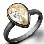 London Manori's Pear Ring (value: $105) WW 5/27