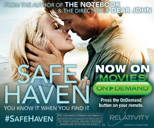 SAFE HAVEN: LOOK YOUR BEST WHEN IT HAPPENS SWEEPSTAKES